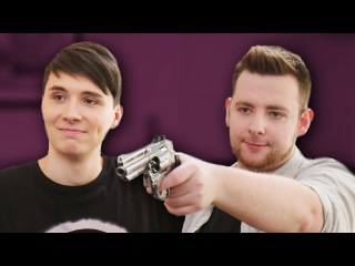 TomSka - Rejects (feat. danisnotonfire)(Rus Vo)