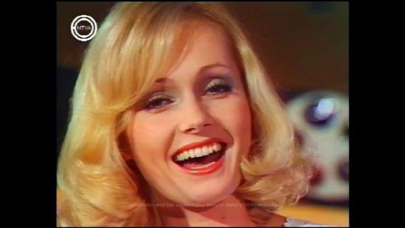 HELENA VONDRACKOVA - Znám Ho, Znám (1975) ...