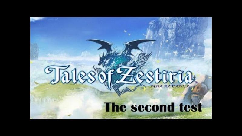 Tales of Zestiria on NVIDIA GeForce GT 540M 2Gb 2