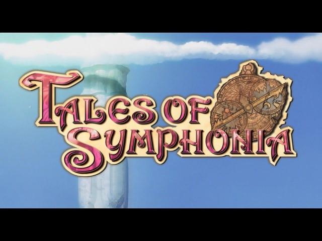 Tales of Symphonia on NVIDIA GeForce GT 540M 2Gb [✓]