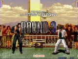 a-cho Duelling the KOF 15th season Extra day KOF2002 1on1