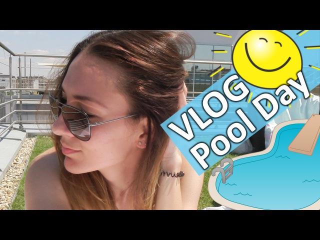 Vlog! Выходной в Будапеште! Загораем на крыше )