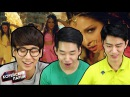 "Реакция корейцев на клип ""NYUSHA / НЮША - Где ты, там я"" Корейские парни"