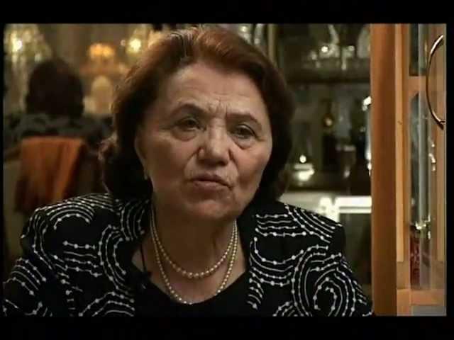Разлученные небом о космонавте Павле Поповиче и летчице Марине Попович 2010 г