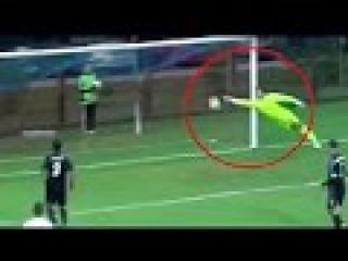 Filho de Zidane leva frangaço em jogo do Real Sub-19. ..O gol mais estranho do mundo?