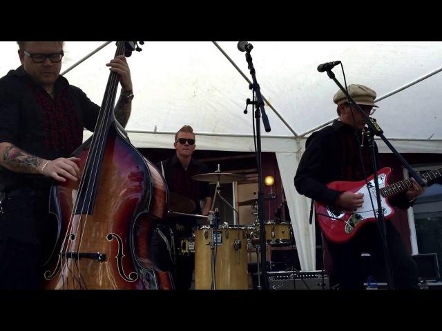 The Twang-O-Matics live at Gressvik 2016 (part 1)