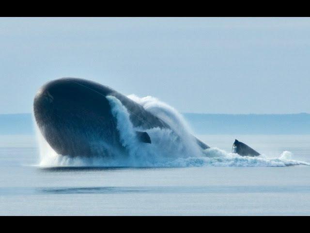 Атомная подводная лодка класса Борей - основа сил ядерного сдерживания