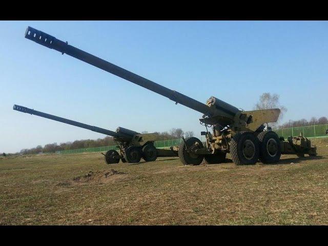 Самая мощная артиллерийская установка российской армии Гиацинт Б.