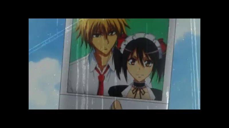 Аниме клип(Усуи и Мисаки) - ей было двенадцать, тринадцать ему