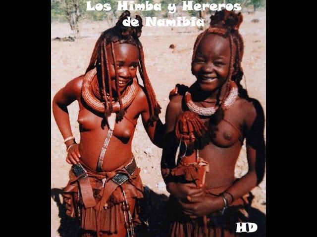 Tribal Los PuebLos HIMBA Y Herero Tribes Documentary Village Life Namibia
