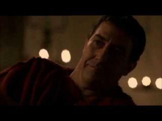 HBO Rome's Gaius Julius Caesar (Ciaran Hinds)