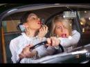 ТУПЫЕ и ПЬЯНЫЕ бабы за рулем ТАРАНЯТ машины! ОПАСНОСТЬ на дороге от ЖЕНЩИН. Страшно смотреть!