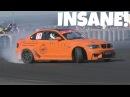 550HP BMW 1M V10 DRIFTING!