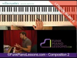Funk Piano Composition -