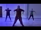 SKILLS Dance School - Alex (HIP-HOP) lesson#2