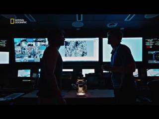 Йен Сомерхолдер и Никки Рид в сериале Годы опасной жизни 2 сезон 2 серия - Приближается шторм (в озучке)