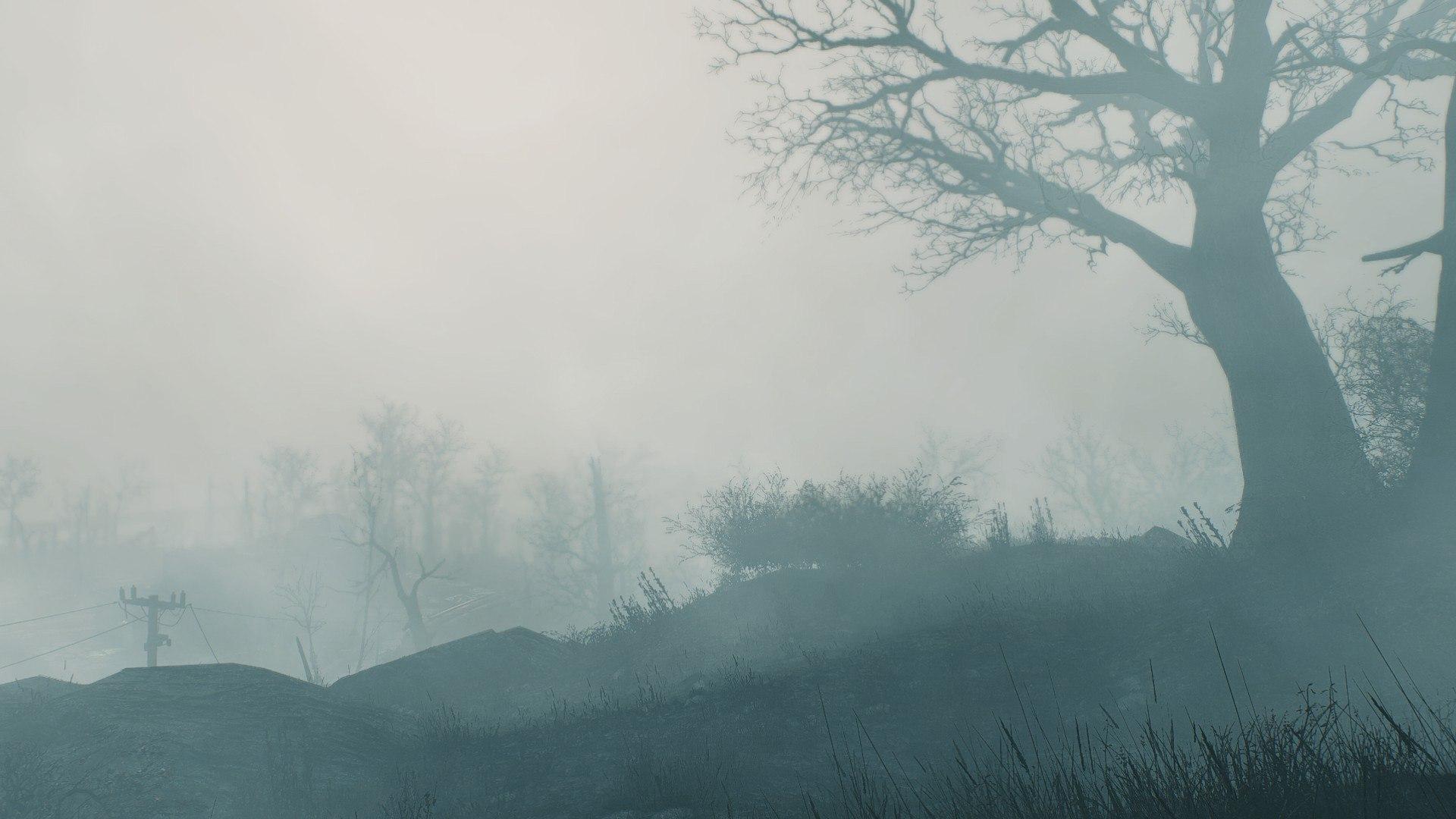 Один из игроков Fallout4 решил поделится своими скриншотами
