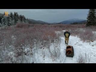 Мужчины в горах 5 сезон 1 серия из ? (16). Бесплодная земля / Mountain Men (2016) FullHD 1080p
