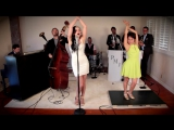 Bad Romance - Vintage 1920s Gatsby Style Lady Gaga Cover ft. Ariana Savalas  Sarah Reich