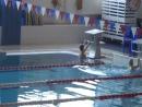 Первые соревнования маленького чемпиона по плаванию г.Тюмень ..09.04.2016