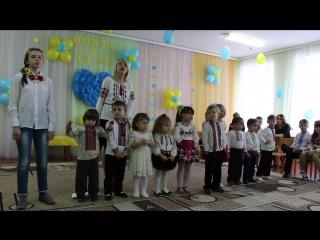 Обдаровані вихованці Нетішинського центру соціальної реабілітації дітей-інвалідів (Фестиваль