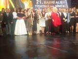 Sadri Alisik Ödülleri 2016 - Ekin koc