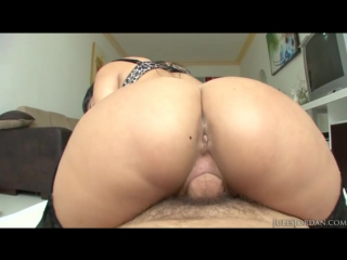 Pawg milf reverse cowgirl