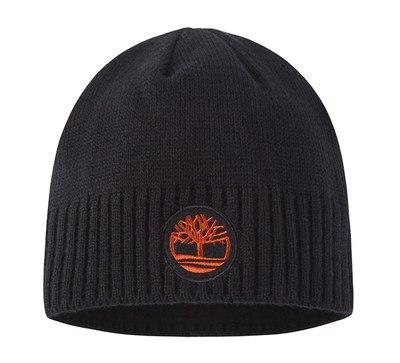 Шапка Timberland черного цвета