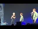 """[FANCAM] 151002 Bigbang MADE Tour in Vegas - Ending (GD Says """"Fantastic Mother Fucking Baby!!!"""")"""