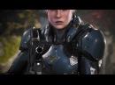 Трейлер нового персонажа Paragon Lt. Belica