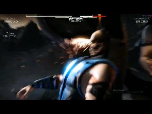 Mortal Kombat X - All KUNG LAO skins - MKX