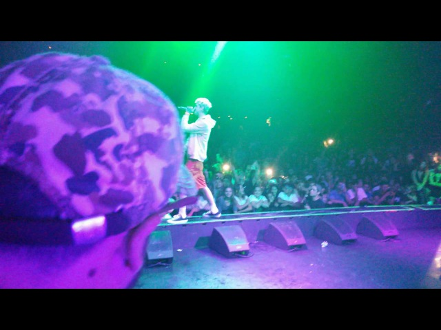 Lil Peep - Crybaby (LIVE) (7-15-16 SANTA ANA at THE OBSERVATORY)