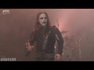 Dark Funeral - The Arrival Of Satan's Empire Live 2016