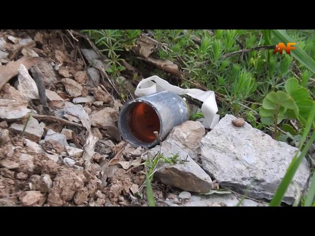 16 06 2016 Türk Devleti Misket bombası kullanıyor 1