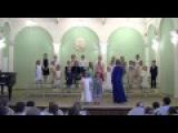 Chor 1 klass DSHI Bach 18.03.2016