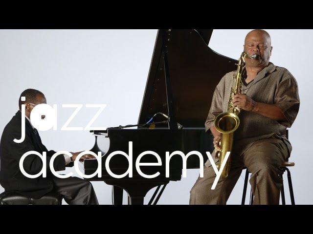 Azar Lawrence on Using Arpeggios in Jazz