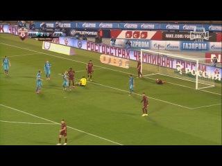 Зенит - Рубин 4-1 (19 сентября 2016 г, Чемпионат России)