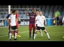 [HIGHLIGHTS] FUTBOL (2aB): FC Barcelona B-València Mestalla (1-2)