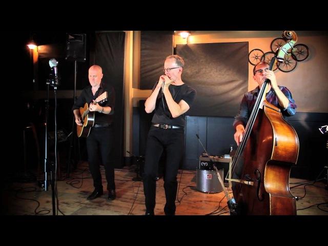 Carlos del Junco and The Blues Mongrels trio – Heddon Tadpolly Spook
