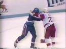 Joey Kocur vs Jim Kyte Nov 25, 1988