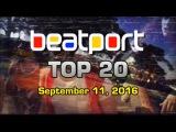 TOP 20 EDM Songs &amp DJ Tracks (September 11, 2016) Beatport Chart