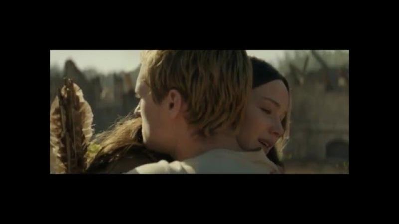Katniss and Peeta (The Hunger Games) - Love Me Like You Do