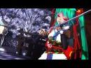 【MMD】 Senbonzakura 千本桜-Violin ( Cover Violin-Lindsey Stirling )