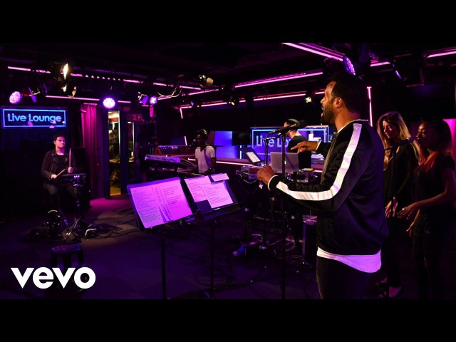 Craig David - Say My Name/Feed Em To The Lions Mash Up in the Live Lounge