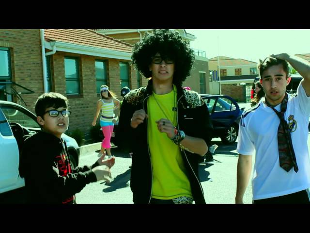 Party Rockers Anthem Music Video