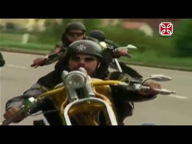 Клип, Король и Шут - Байкеры moto motobrat мотобрат