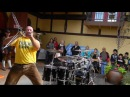 The funniest drum solo of all time
