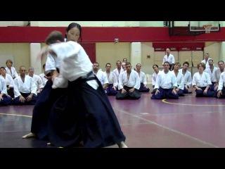 Yoko Okamoto Sensei: Tai no henko variations