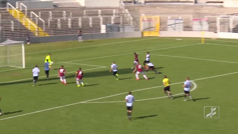 TSV 1860 Muenchen II - 1 FC Nuernberg II (Regionalliga Bayern 2016⁄17 - 12. Spieltag)