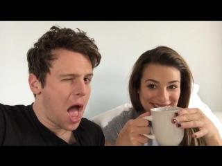 Digital #Ham4Ham - Hamilton Pillow Talk with Lea and Groff